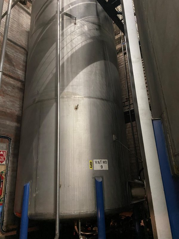 20000_litre_304_stainless_steel_tank_vessel_side_mounted_rouser