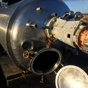 3500_litre_stainless_steel_mixing_vesse_CIP_and_Jacketed