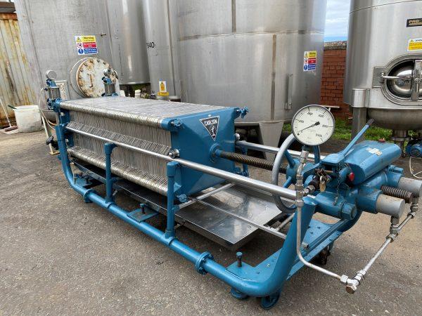 spirit filter press carlson ford