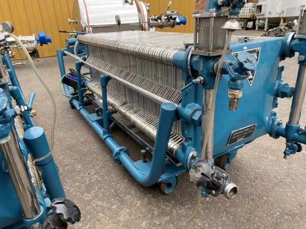 spirit filter press carlson ford