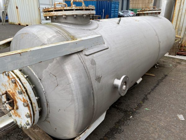 filtration_tank_pressure_vessel_316_stainless_steel_four_legs